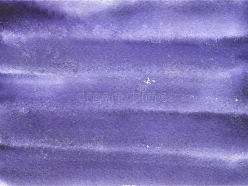 Vattenfärgbakgrund med pappers- textur royaltyfri foto
