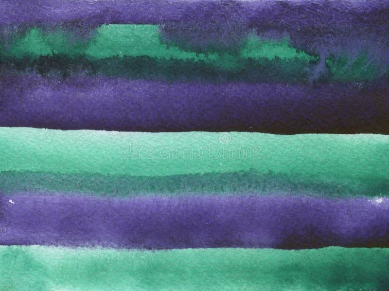 Vattenfärgbakgrund med pappers- textur royaltyfria bilder