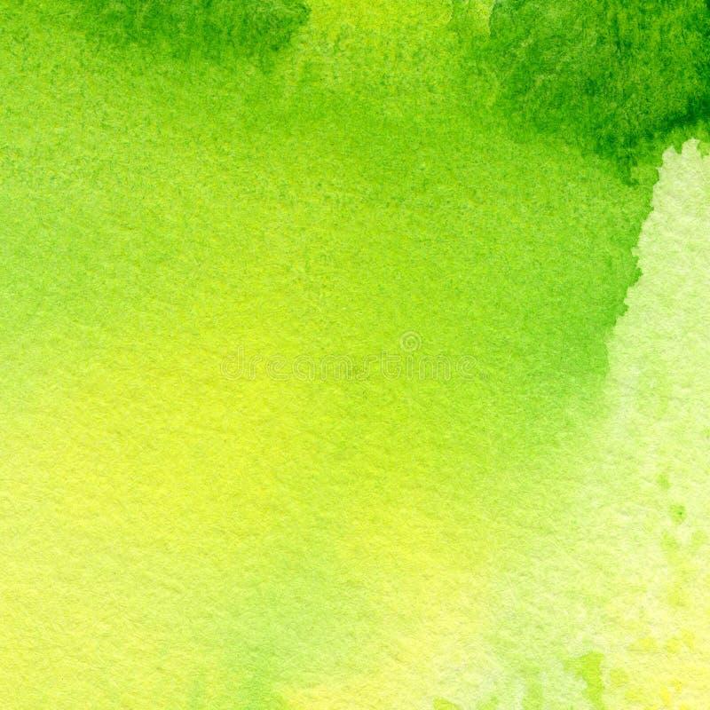 Vattenfärgbckground arkivfoto