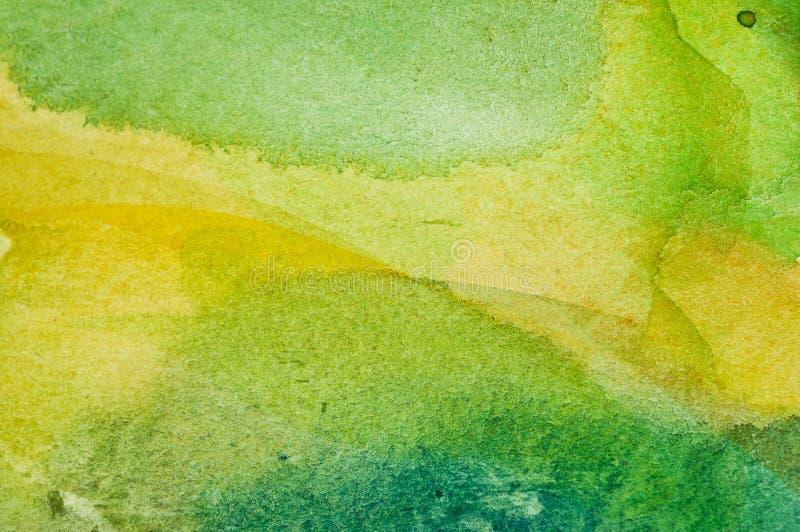 Vattenfärgtextur fotografering för bildbyråer