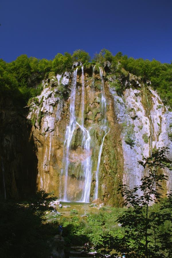 vattenfall arkivfoto