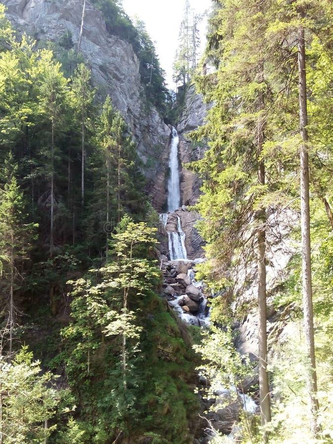 vattenfall 2 royaltyfri fotografi