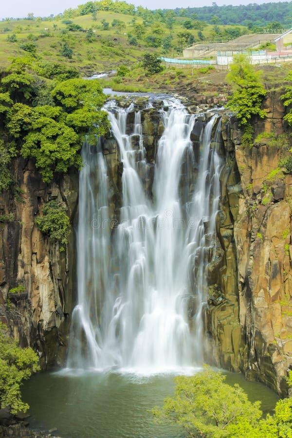 Vattenfall - Patalpani arkivbild