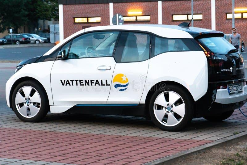 Mitarbeiter von der schwedischen Energieversorger Vattenfall