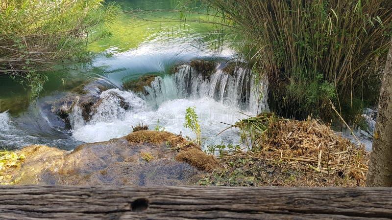 Vattenfallkrka arkivbild