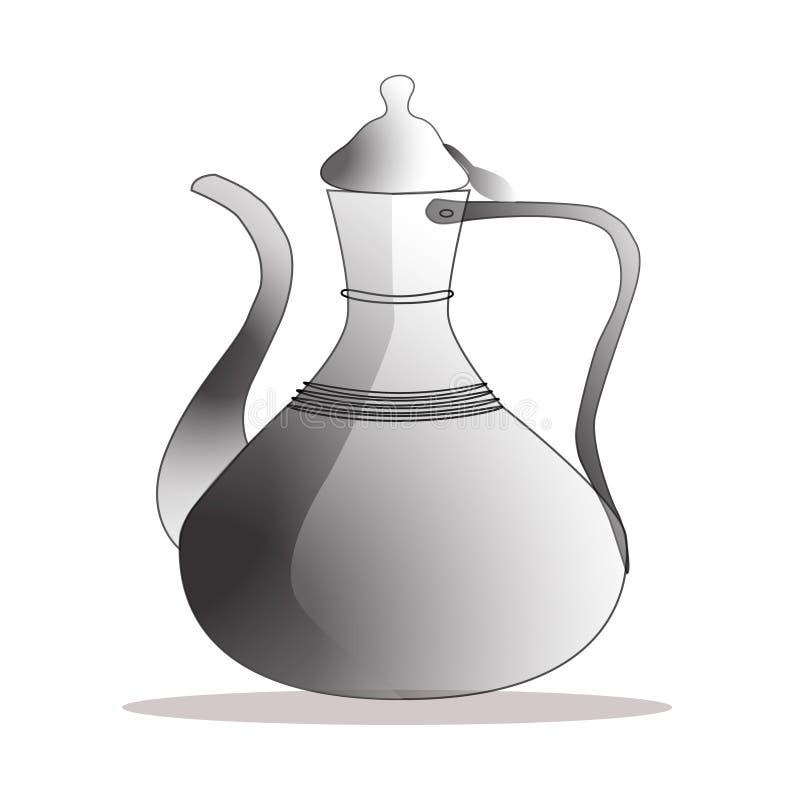 Download Vattenkanna vektor illustrationer. Illustration av herzegovina - 27276783