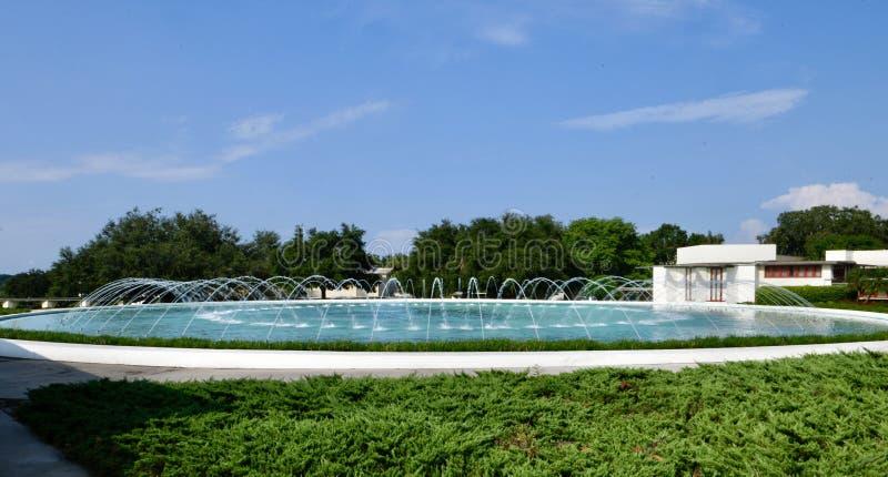 Vattenkupolen royaltyfria foton