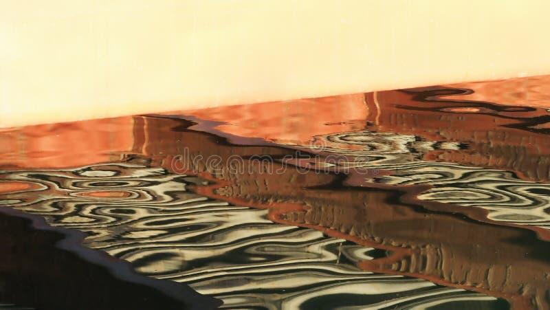Vattenlösliga metaller royaltyfria bilder