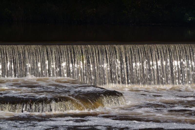Vattenlinjer fotografering för bildbyråer