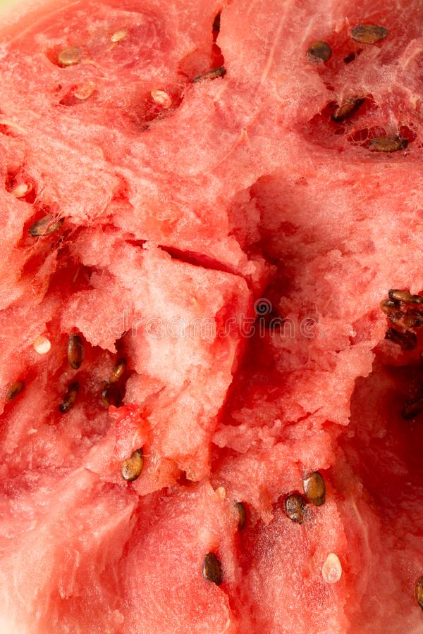 Download Vattenmelon Som Bakgrund Close Fotografering för Bildbyråer - Bild av makro, perfekt: 106832531