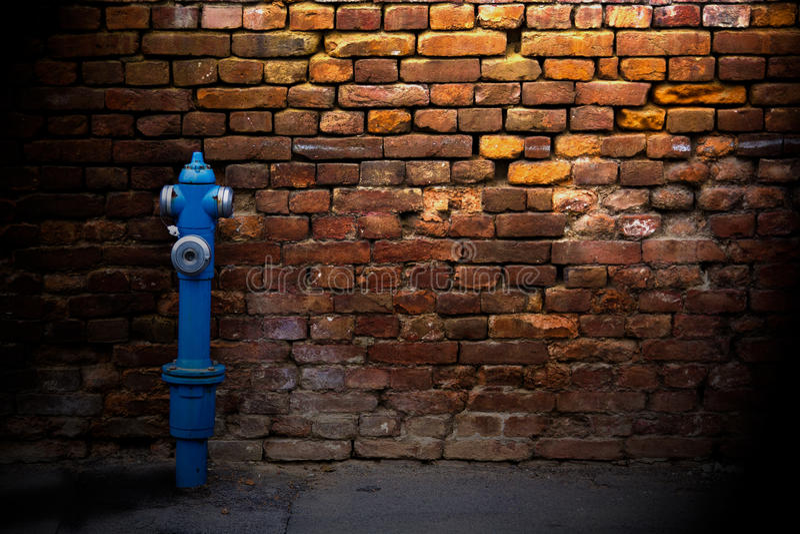 Vattenpost royaltyfri foto