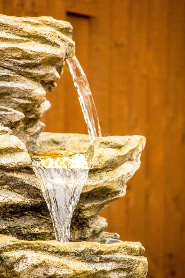 Vattensärdrag arkivfoto