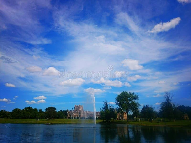 Vattenverk royaltyfria bilder