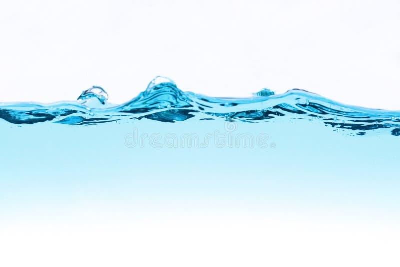 vattenwave arkivbild