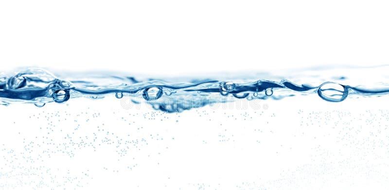 Vattenyttersida royaltyfri bild