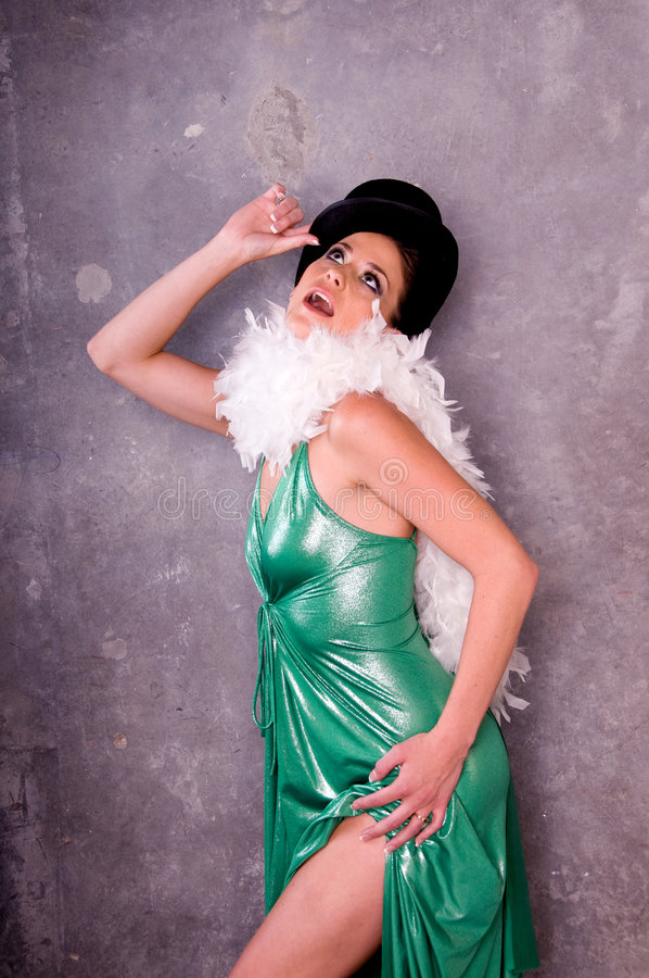 Download Vaudevillian stock photo. Image of happy, performer, theatrical - 5311136