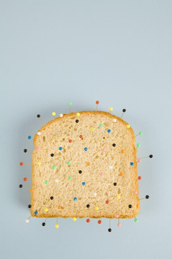 Vaudou doux de pain photo libre de droits