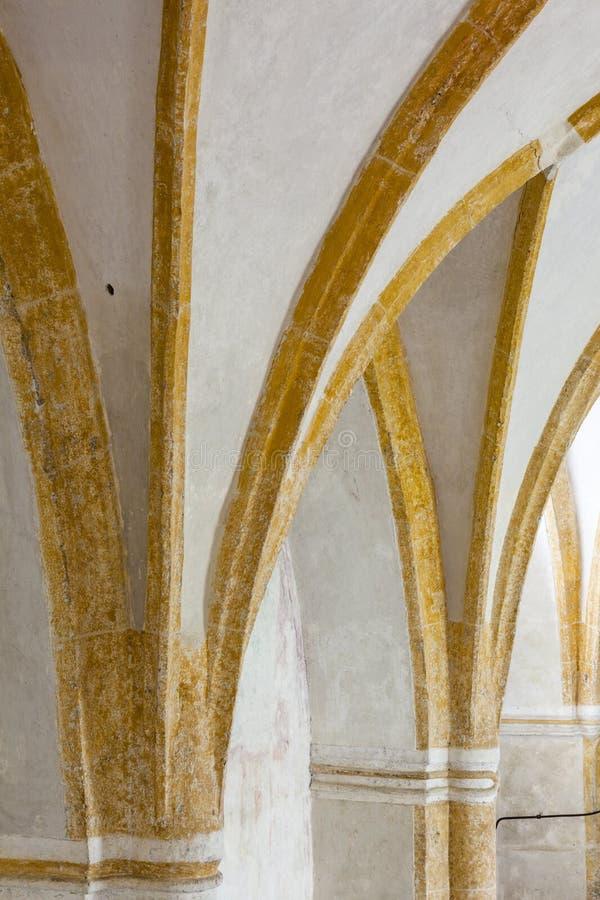 Vaults A Coluna Imagem de Stock Royalty Free