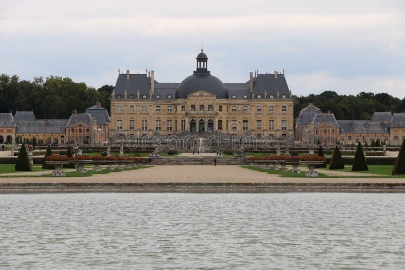 Vaux-LE-Vicomte στοκ εικόνες με δικαίωμα ελεύθερης χρήσης