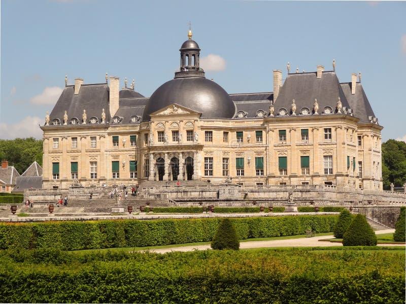Vaux-LE-Vicomte στοκ εικόνα με δικαίωμα ελεύθερης χρήσης