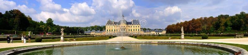 Vaux-le-Vicomte royalty free stock photos