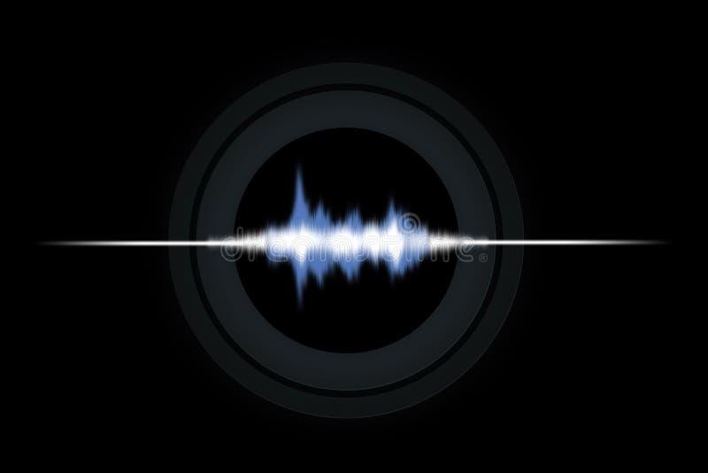 Vawes de los sonidos libre illustration