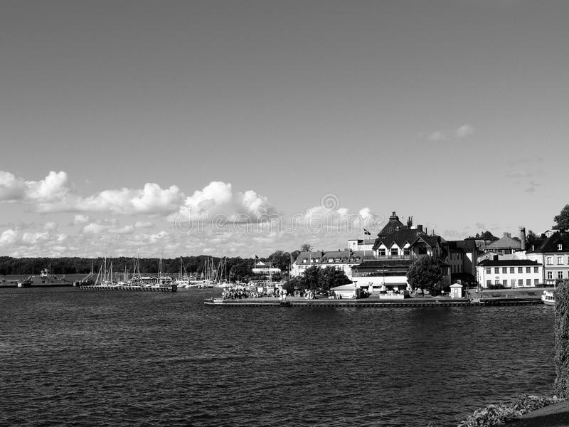 Vaxholm στοκ φωτογραφίες με δικαίωμα ελεύθερης χρήσης