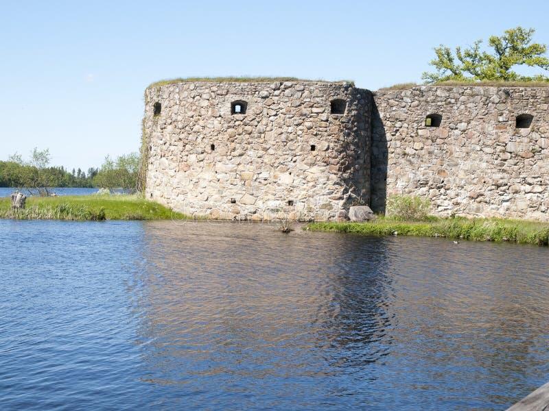 Vaxjo, Zweden stock foto