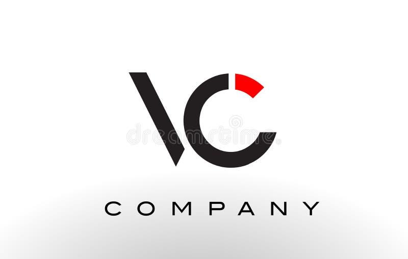 VC Logo. Letter Design Vector. Stock Vector - Illustration ...