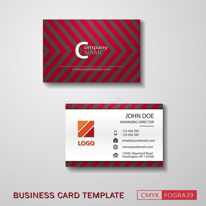 Vcard business card set play red stock vector illustration of download vcard business card set play red stock vector illustration of director expert colourmoves Choice Image