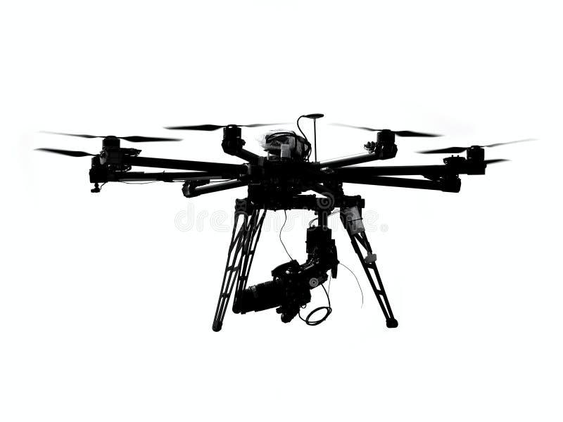 Veículo aéreo 2não pilotado com câmera