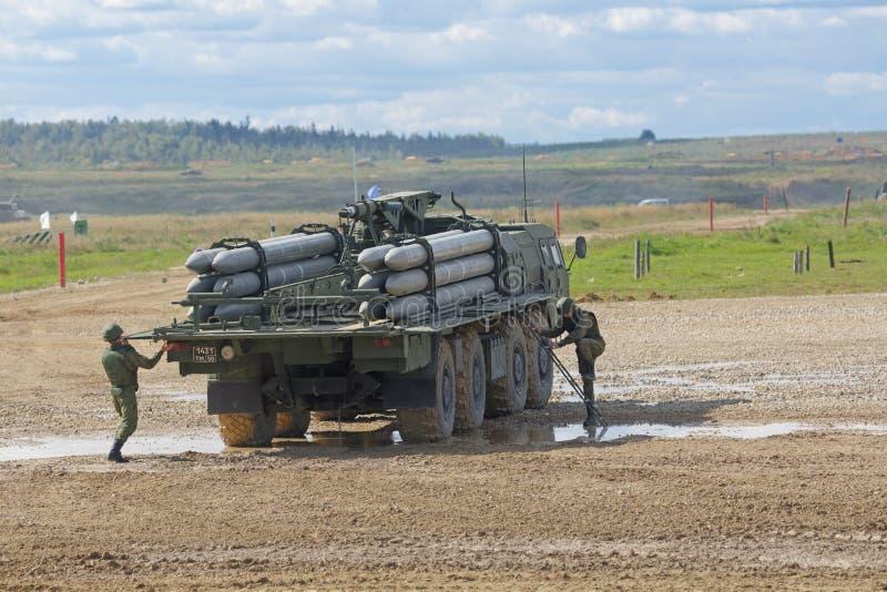 veículo da Transporte-carga imagem de stock