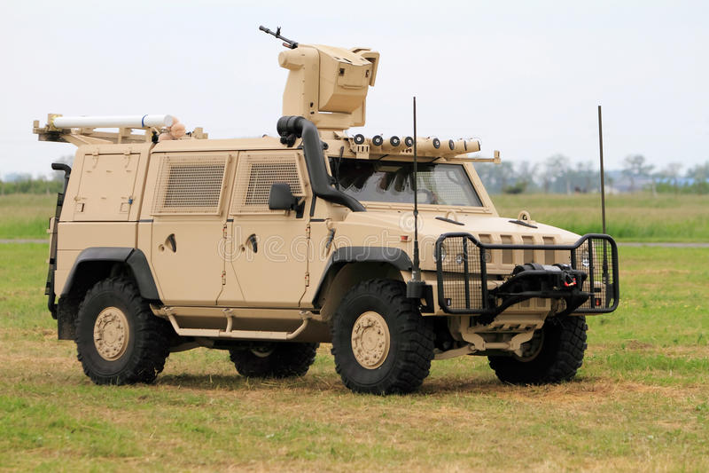 Veículo militar fotos de stock