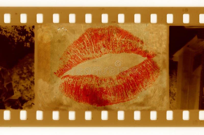 Vecchi 35mm incorniciano la foto fotografie stock