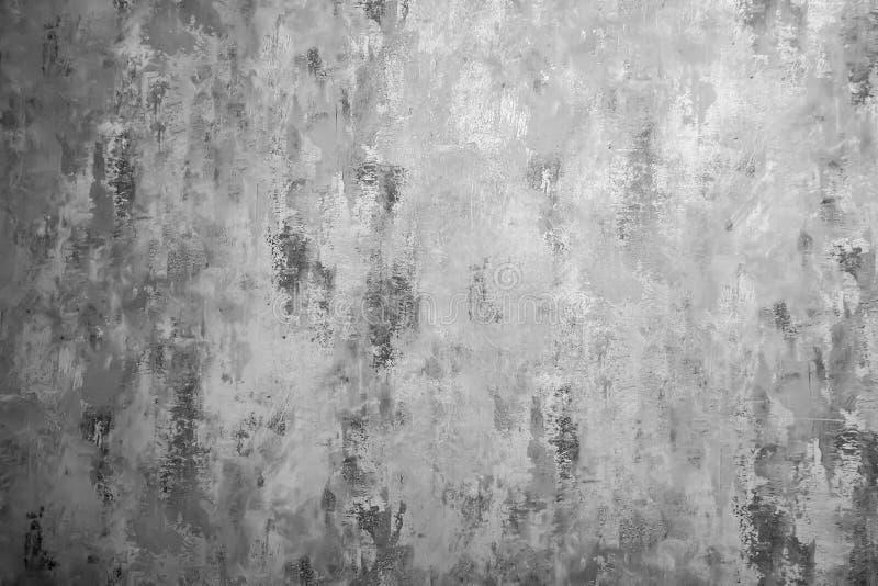 Vecchi ambiti di provenienza di strutture della pietra della parete di lerciume Fondo perfetto con spazio fotografia stock libera da diritti