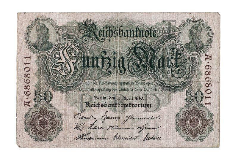 Vecchi fondi della Germania fotografia stock libera da diritti
