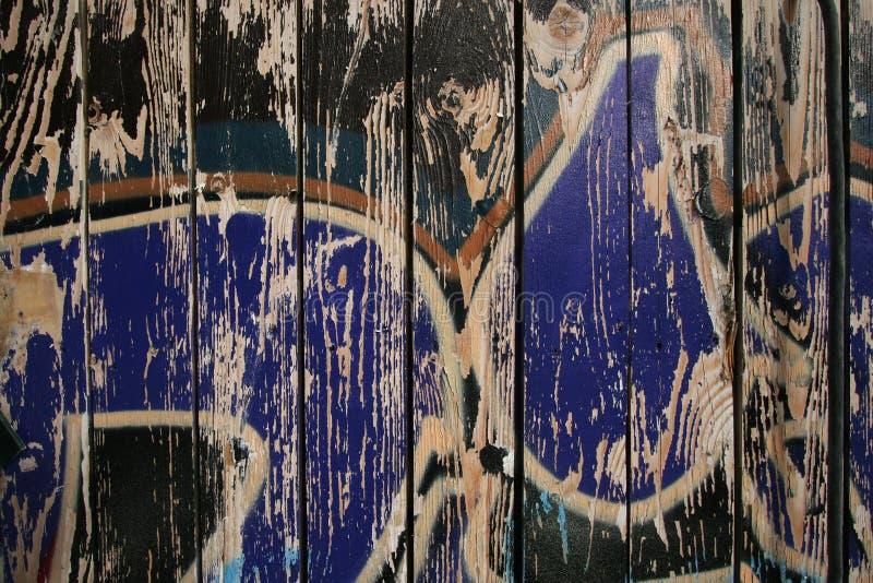 Vecchi graffiti fotografia stock libera da diritti
