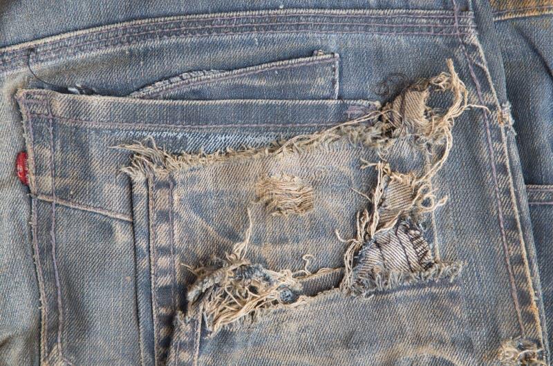 Download Vecchi jeans fotografia stock. Immagine di fibra, grungy - 55359052