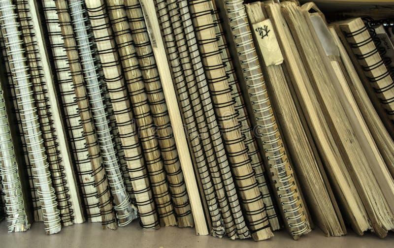Vecchi manoscritti fotografia stock libera da diritti