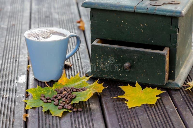 Vecchi mulini di caffè immagine stock libera da diritti