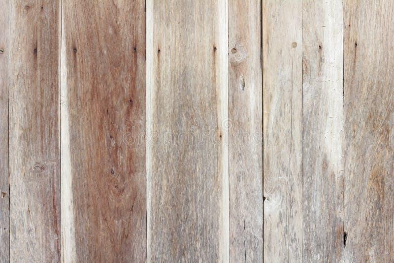 Vecchi pannelli di legno collegati insieme fotografie stock libere da diritti