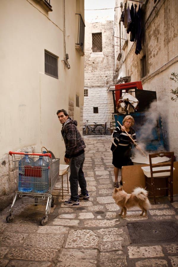 Vecchia Бари стоковая фотография