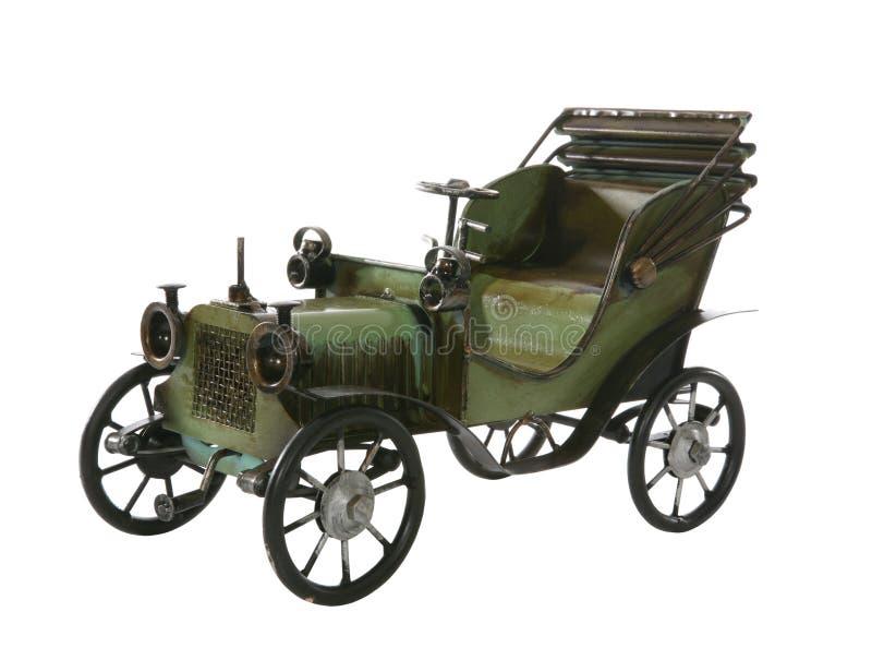 Vecchia automobile antica fotografie stock