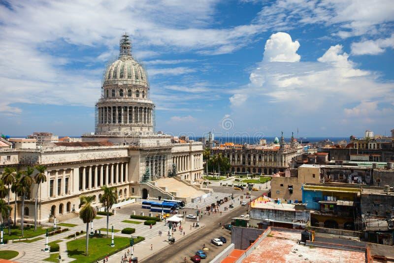 Vecchia Avana immagini stock libere da diritti