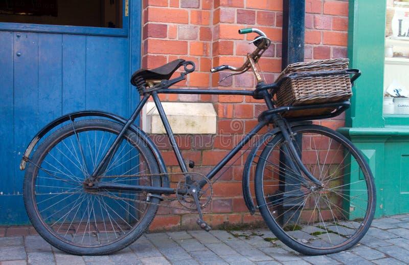 Vecchia bici fotografie stock