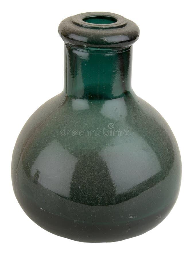 Vecchia bottiglia immagini stock