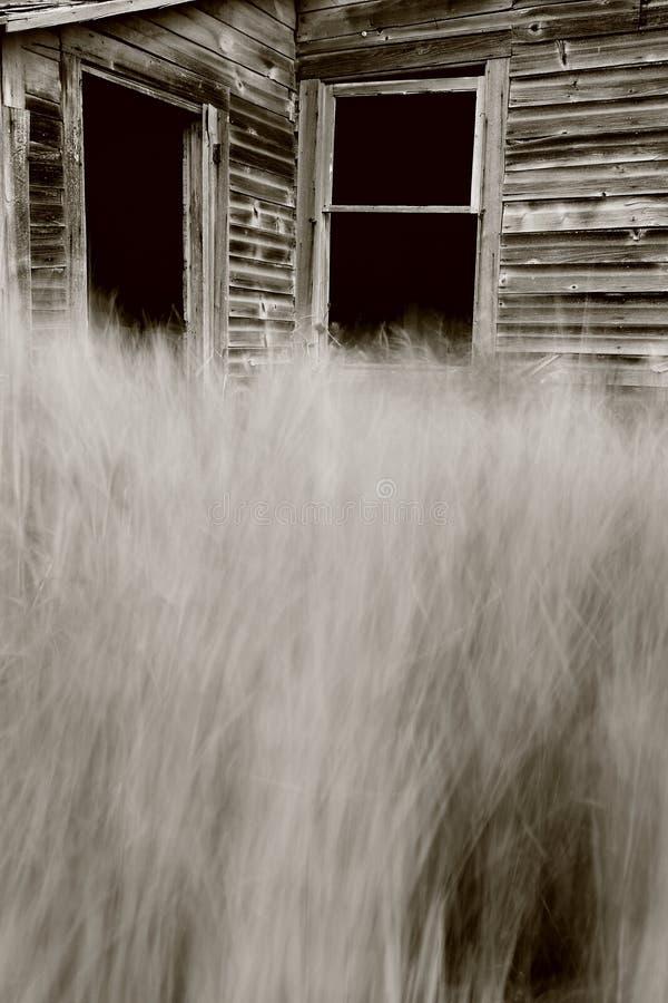 Vecchia Camera dell'azienda agricola fotografie stock libere da diritti
