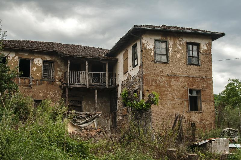 Vecchia Camera rurale immagine stock libera da diritti