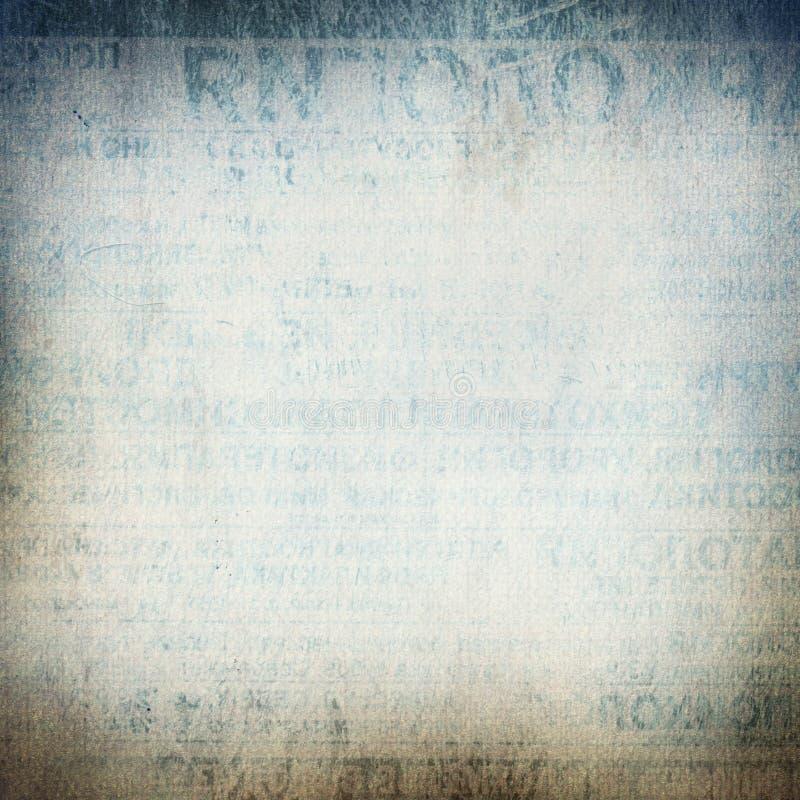 Vecchia carta piegata immagini stock libere da diritti