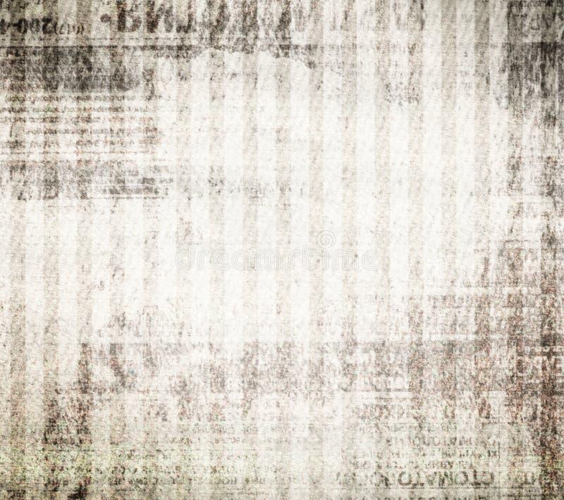 Vecchia carta piegata immagine stock